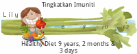 LilySlim Diet days (XOwM)